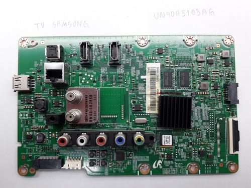 placa principal tv samsung un40h5103ag bn41-02252a