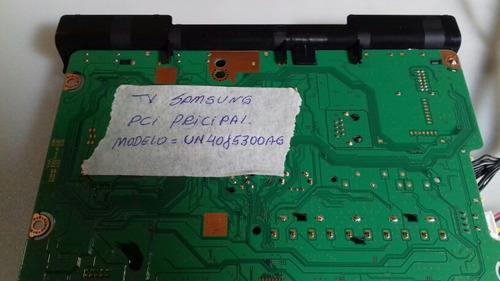 placa principal tv samsung un40j5300ag com cabos