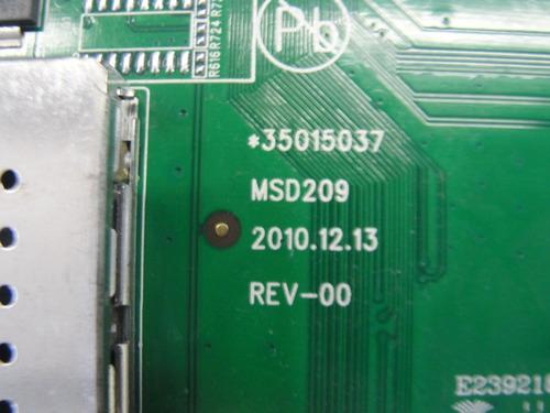placa principal tv semp 32 le3250(a)wda