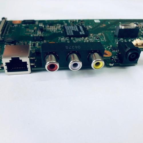 placa principal tv sony kdl-40w655d placa 1-980-334-13 nova + nf + garantia