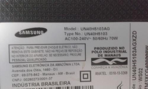 placa principal un40h5103ag     bn91-13583g