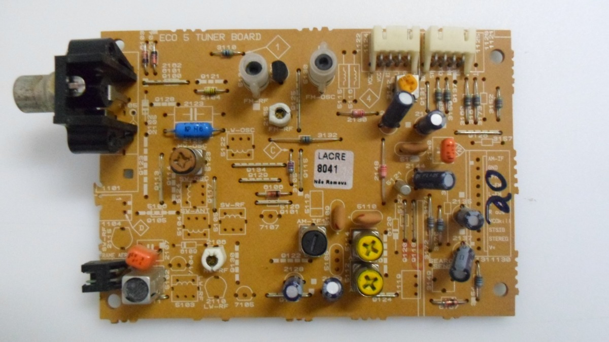 Placa Radio Am Fm System Philips As 565 /21