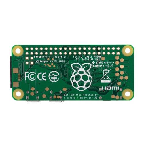 placa raspberry pi zero w original - pronta entrega!