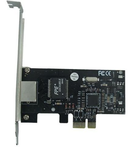 placa red pcie nisuta gigabit ethernet 10/100/1000 plpcie1g