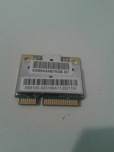 placa red wifi