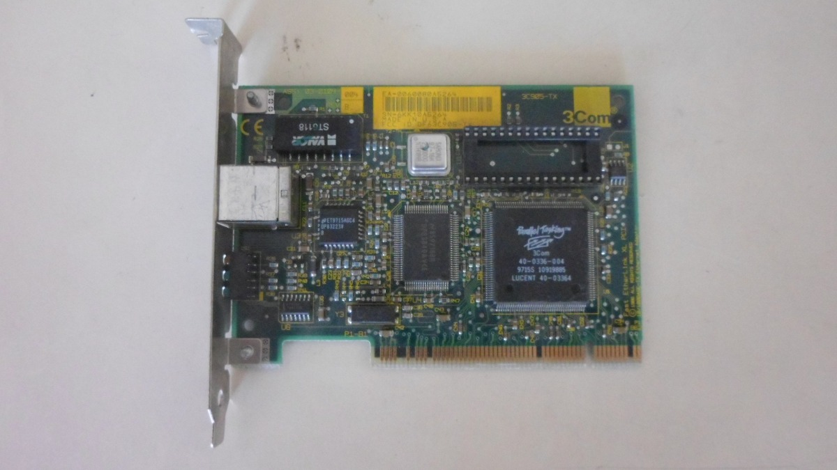 3C905B-TX 3COM DRIVER DOWNLOAD (2019)