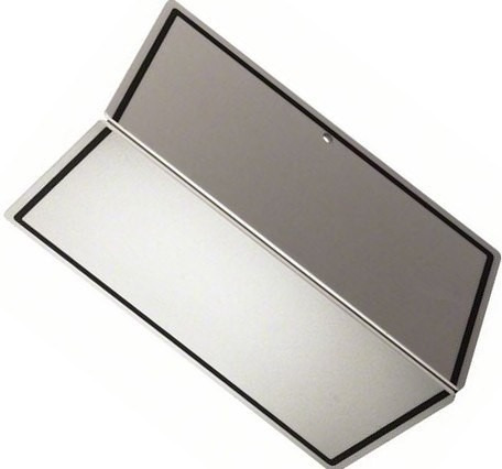 placa reflectora bosch medicion laser profesional