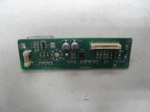 placa remocon ebz60660201 lh40/50 - lg 42lh45ed