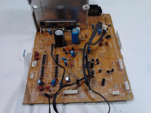 placa saida de som system philips fw-c253