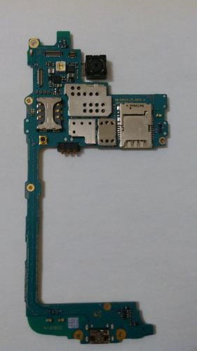 placa samsung g3812b slim ( com defeito )