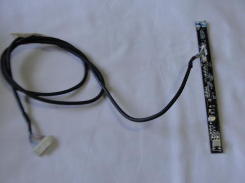 placa sensor cr teclado função bn41-01421a samsung pl42c430