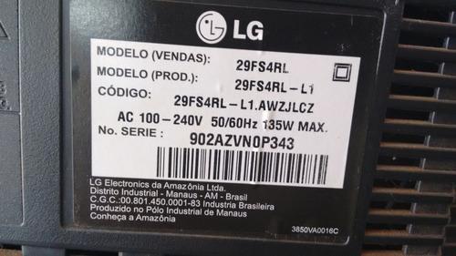placa sensor do cr  para tv lg 29fs4r-l1  perfeito original