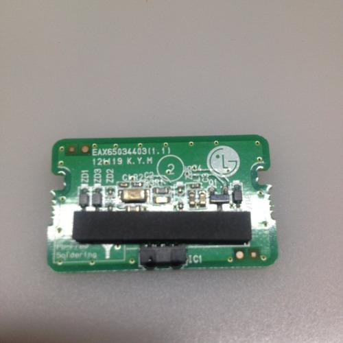 placa sensor ir eax65034403 - lg 39ln5400 39ln5700