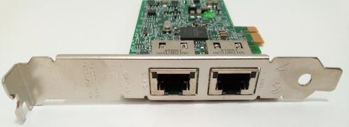 placa servidor dell dual port 1g pci-e t420 r420 r620 00fcgn