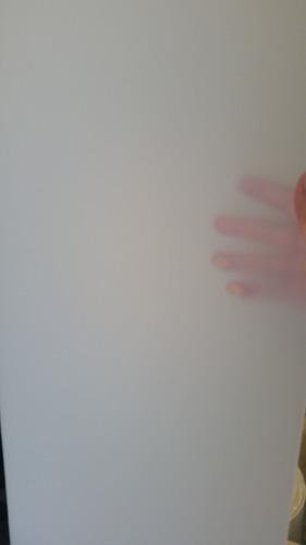 placa simil acrilico back light transluminar 2 x 1 x 3 mm