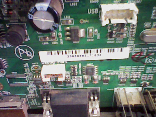 placa sinal buster hbtv32d04hd usada