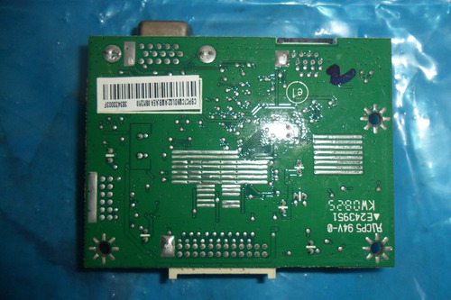 placa sinal monitor dell aoc philips 715g1565
