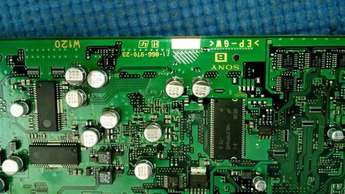 placa sinal sony  kdl-v 32xbr1 cód 1-867-623-12 + barrato ml