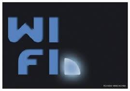 placa sinalizadora wifi