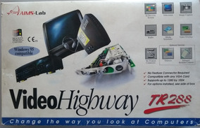 AIMS LAB VIDEOHIGHWAY TR 200 DRIVERS FOR WINDOWS VISTA