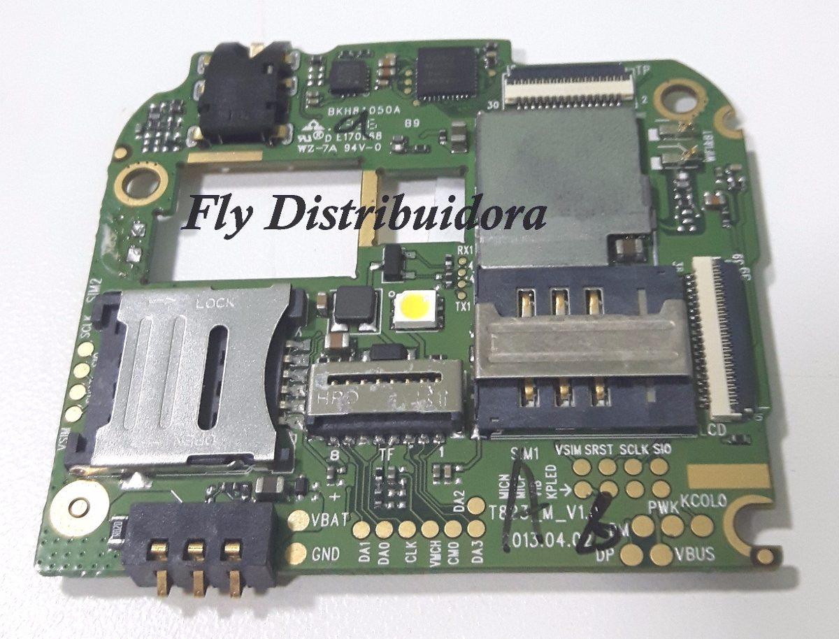 Placa Só P/retirada De Pçs Zte S4 Gsm800/900