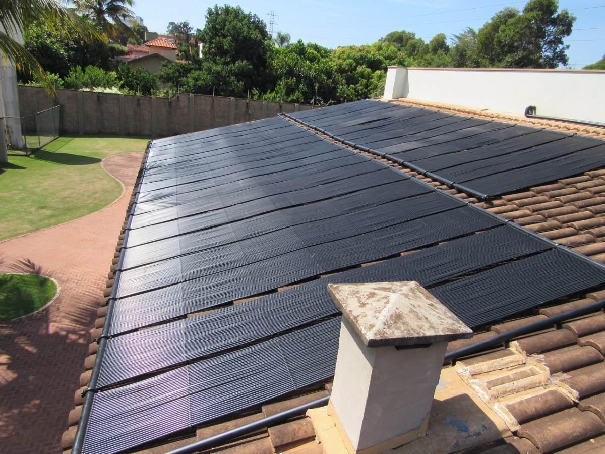 placa solar 3m nautilus para aquecimento de piscina r
