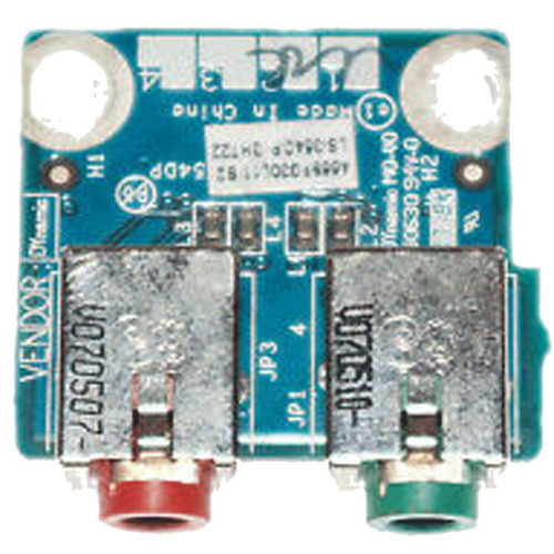 placa som audio intelbras i37 ift10 ls-354dp  4559fg30l11