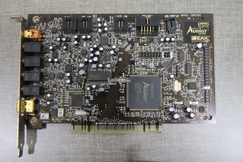 CREATIVE LABS SOUND BLASTER AUDIGY SB0090 TREIBER WINDOWS 7