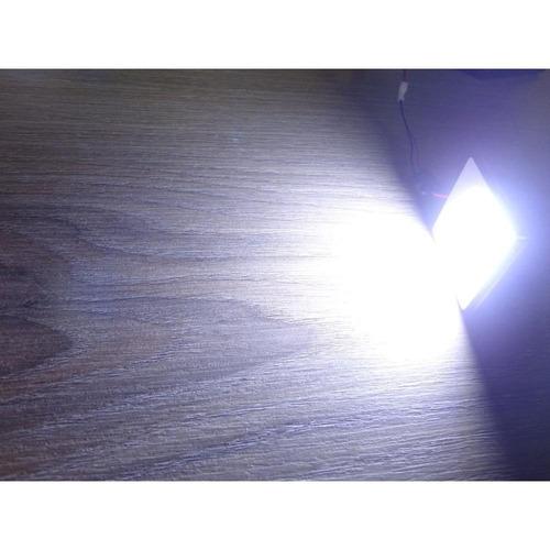 placa super led cob 7w 24chip=76 leds teto mala frete r$7,00