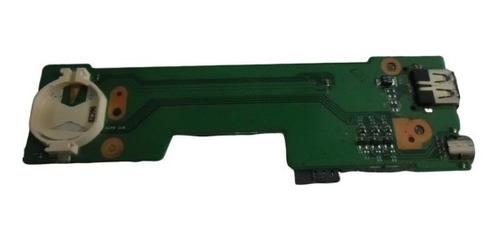 placa supervideo + usb y soporte pila 2032  dell xps e725
