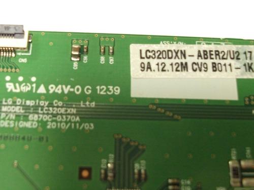 placa t-com lg 32lm3400