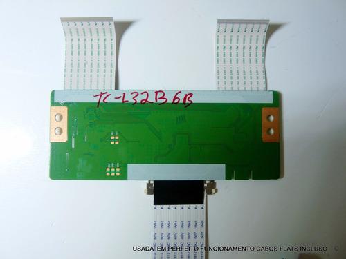 placa t-con 6870-0414a tv panasonic tc-l32b6
