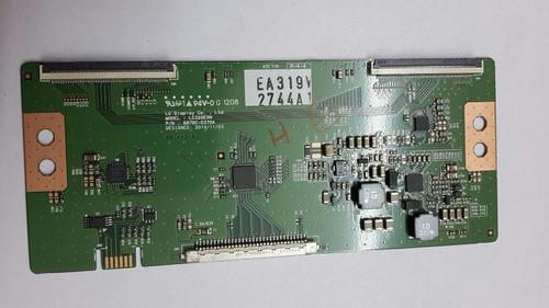 placa t-con 6870c-0370a
