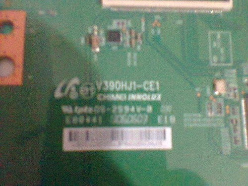 placa t-con da tv lg 39ln5700-sa