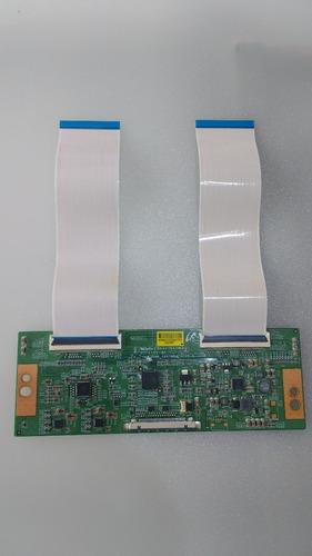placa t-con da tv toshiba mod  4844(a)f  com  os flats.