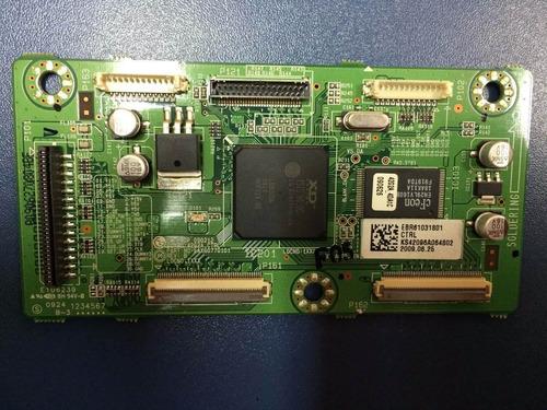 placa t-con lg 42pq30r 42pq20r / ebr64064301 / eax60770101
