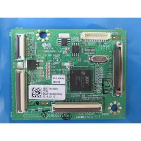 Placa T-con Lg Modelo 50pb560b Eax65265001(1.8) Ebr77141501