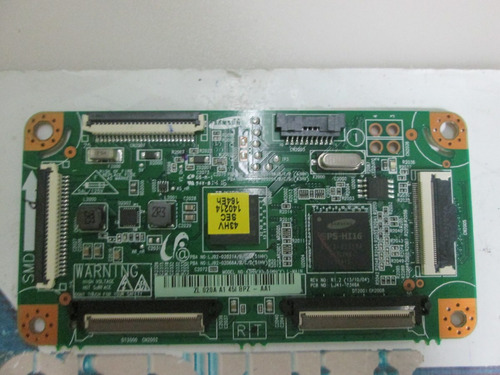 placa t-con pe43h4500/ cód. lj41-10346a