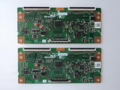 placa t-con philips 40pfl5606 cpwbx runtk duntk4918tp