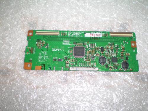 placa t-con tv lcd philips 32pfl3403  6870c-0195a