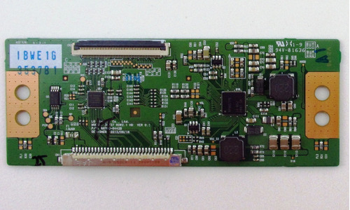 placa t-con tv lg 32ly340c 6870c-0442b nova original