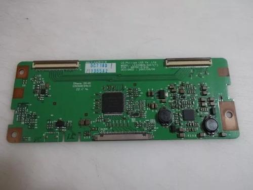 placa t-con tv lg 37lg30r - 6870c-0193a