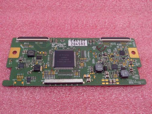 placa t-con tv panasonic tc-l42u30b / 6870c-0310d semi-nova!
