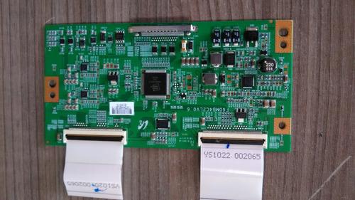 placa t-con tv samsung ln32c530f1mxzd