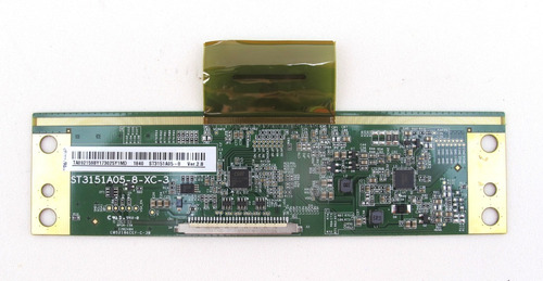placa t-con tv toshiba tcl led 32l2800 semi-nova