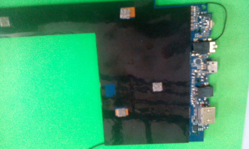 placa tablet aoc d70j11