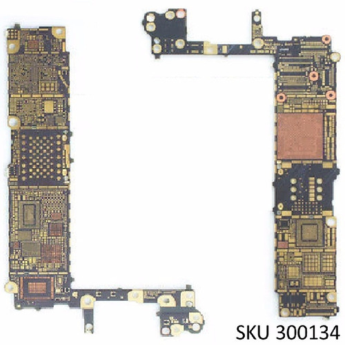 placa tarjeta logica madre iphone6 4.7display test parts w13
