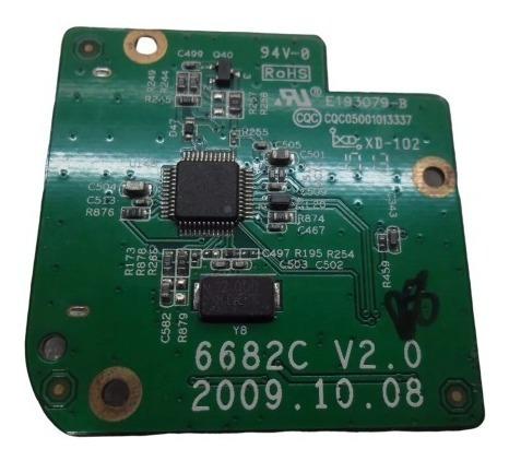 placa tarjeta sd para netbook bgh mt-10