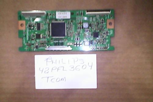 placa tcom  42pfl3604 philips