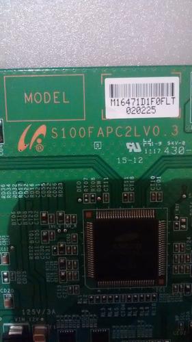 placa tcon samsung ln40b530p2m s100fapc2lv0.3